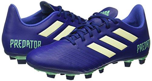 de Unisex Adulto 4 Buty Indigo Predator 001 FxG Botas fútbol Piłkarskie Cp9267 Mehrfarbig Adidas 18 nw81UPqvRR