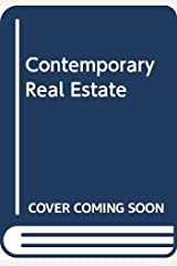 Contemporary real estate: Theory and practice Paperback