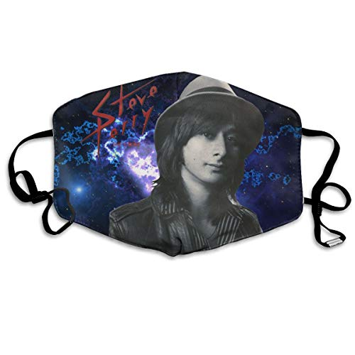 BradStaplesz Unisex Woman's Man Steve Perry Cool Windproof Warm Music Band Mask Gift