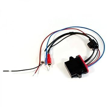 wasserdicht AMPIRE BTR100 universal Bluetooth-Adapter zum Musikstreaming mit Auto-Remote