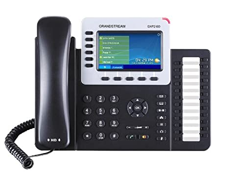 Grandstream GS-GXP2160 Enterprise IP Telephone VoIP Phone and Device - Sip Business