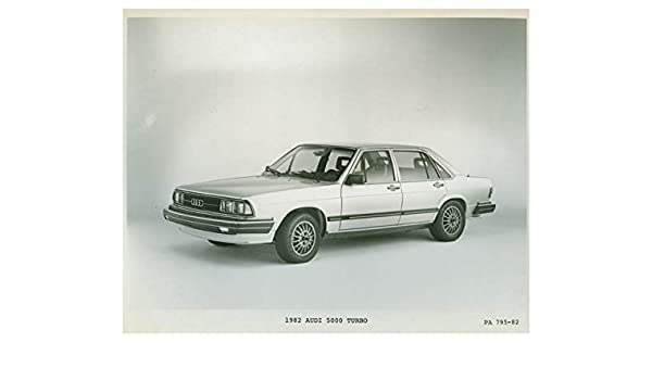 Amazon.com: 1982 Audi 5000 Turbo Automobile Photo Poster: Entertainment Collectibles