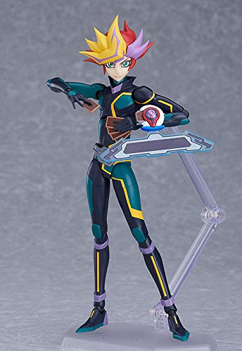figma 遊☆戯☆王VRAINS Playmaker ノンスケール ABS&PVC製 塗装済み可動フィギュア