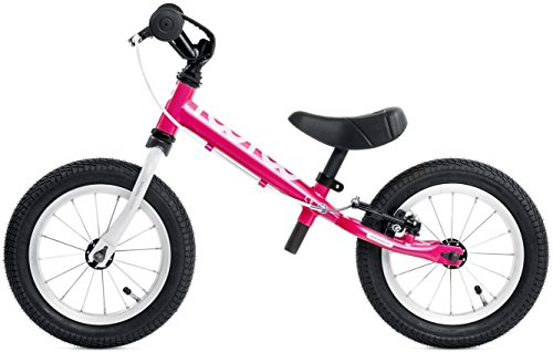 Yedoo TooToo Toddler Balance Bike for 2 Year Old (Magenta) | Kids 12 inch Bike