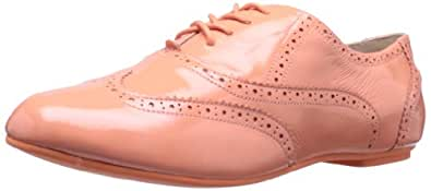Cole Haan Women's Tompkins Oxford,Creamsicle Patent,8.5 B US