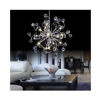 Modern crystal chandelier with 15 lights amazon modern crystal chandelier with 15 lights aloadofball Gallery
