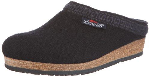 Stegmann Mixte Noirblack 8802 108Chaussons Adulte n8PkwO0