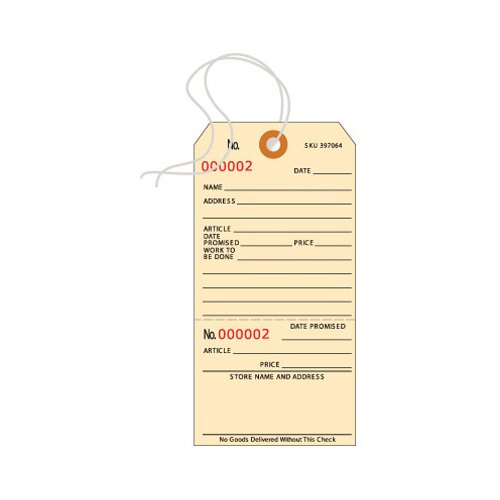CENTURION TMR339 REPAIR Tag (Pack of  1000) by CENTURION