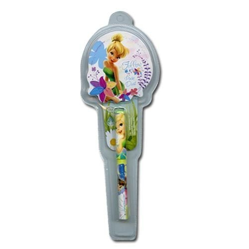 Tinkerbell Fairies Diecut Memo Pad with Pen in Clamshell by Tinkerbell