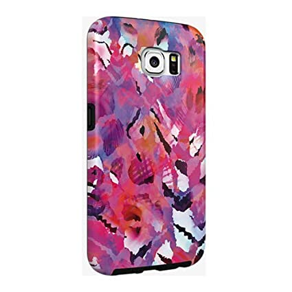 Amazon.com: Milk & Honey abstracto floral funda para Samsung ...