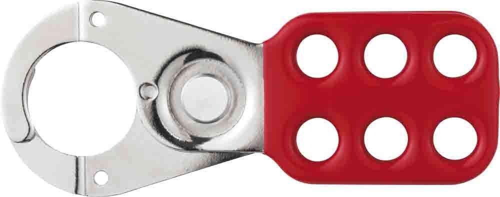 ABUS 35766 Verrouillage des interrupteurs Rouge 701R