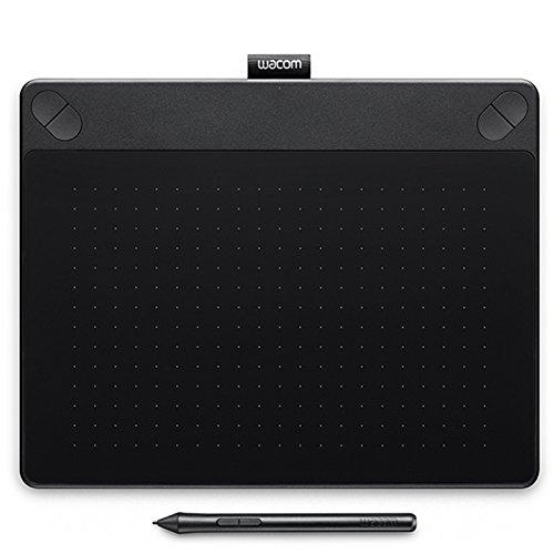Wacom CTH-690TK-M Intuos 3D Stift-Tablett (Touch M inklusive Softwaredownload von ZBrushCore) schwarz