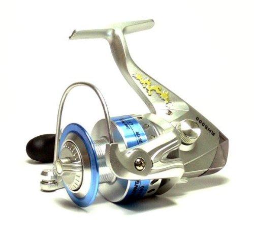 【初売り】 RH6000 6 Reel Ball B00GZHSMSE Bearings Aluminum Spool Spool Freshwater Spinning Fishing Reel FR890 B00GZHSMSE, エンタメ家具屋台 kaguyatai:90cdac15 --- cliente.opweb0005.servidorwebfacil.com