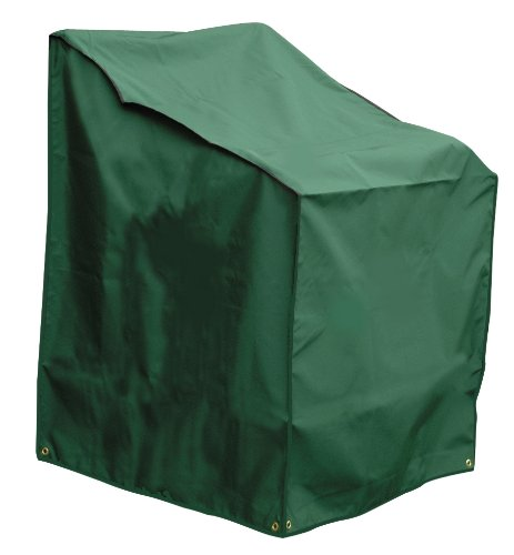 Bosmere C571 Adirondack Cover 33' Wide x 41-1/2' Deep x 43' High at Back, Green
