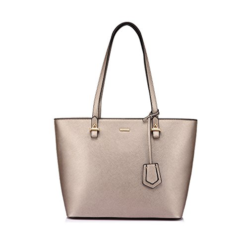 Handbags Set Women PCS khaki Shoulder 3 Gorgeous Ladies Handbag Handle Bag for Top Tote Ladies Pearlescent Bag 6qC4tIxCw