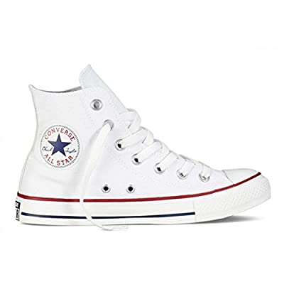 Converse Chuck Taylor All Star Hi Top OPTICAL WHITE(Size: 3.5 US Men's)