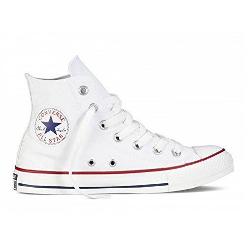 Converse Chuck Taylor All Star Hi Top Optisch Wit (maat: 7 Us Heren)