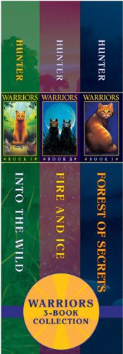 Kids on Fire: Erin Hunter's Warriors, Survivors and Seekers Series