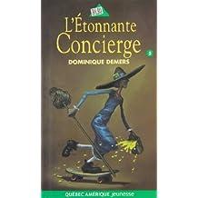 CHARLOTTE T.05 : L'ÉTONNANTE CONCIERGE