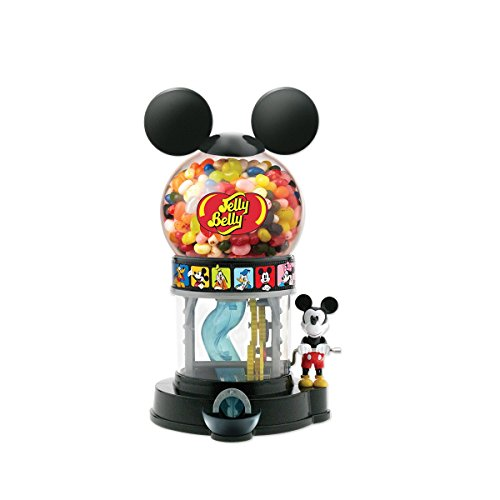 Jelly Belly Disney Mickey Mouse Bean Machine, 6 Pack