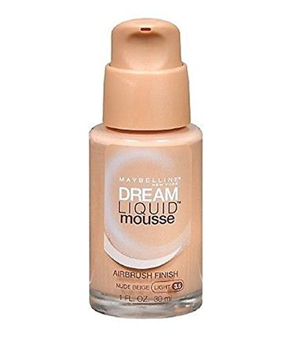 Maybelline Dream Liquid Mousse Foundation- NUDE BEIGE (LIGHT 3.5)