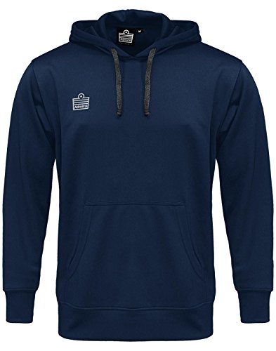 Admiral Tech Soccer Travel Hoodie, Navy, Adult X-Large