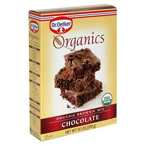 Dr Oetker Organic'S Organic Chocolate Brownie Mix (12x13.1 OZ) ( Value Bulk Multi-pack)