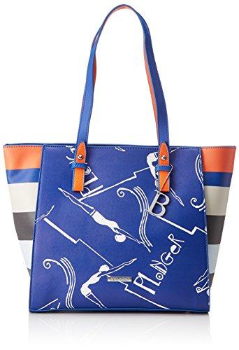 Bulaggi Maris Shopper, Bolsos totes Mujer, Mehrfarbig (Multi), 14x29x31 cm (B x H T)