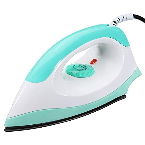 150W DC12V Mini Electric Iron Portable Clothes Dry Handheld Steamer Steam Irons Travel Equipment ()