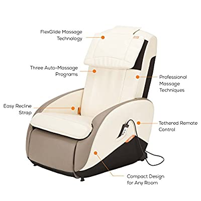 """iJoy Active 2.0"" Perfect Fit Massage Chair"