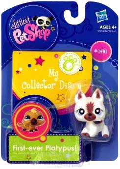 Littlest Pet Shop Collector Diary Pet with Great Dane