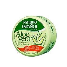 Instituto Español Crema Coporal Hidratante Aloe Vera - 400 ML