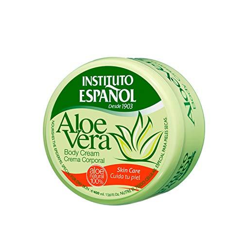 Instituto Espanol Crema Coporal Hidratante Aloe Vera - 400 ML