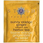 Sunny Orange Ginger Tea