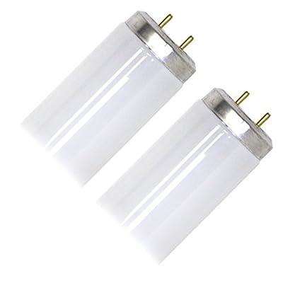 Sylvania 21371 - F40CWX 2PK Straight T12 Fluorescent Tube Light Bulb