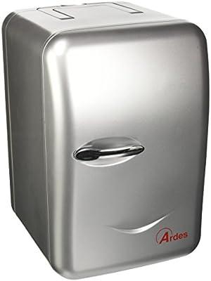 Ardes TK44 Mini Artiko - Nevera portátil, 12 V, Plata: Amazon.es ...