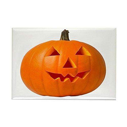 CafePress Pumpkin Halloween Rectangle Magnet Rectangle Magnet, 2