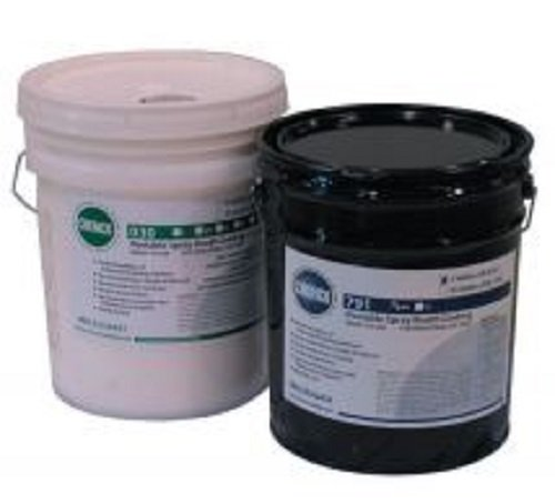 Chemco, 05E030, 030-E Water Based Spray Booth Coatings, 5 Gallon Pail