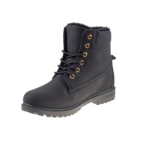Fashion4Young Boots Fashion4Young Women's Fashion4Young Boots Black Boots Women's Women's Black rrqR8w