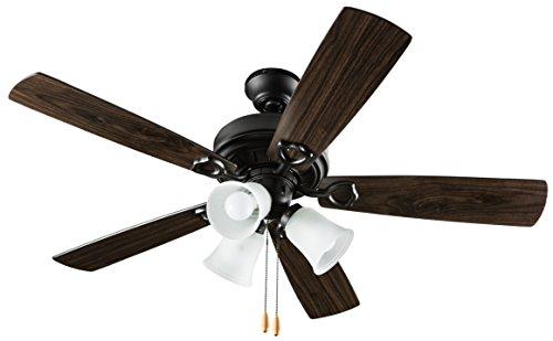 42 in black ceiling fan - 2