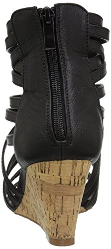 Brinley Co Women's Tamora Pump Black VSdYTfK
