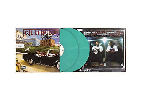 Lord Willin' Exclusive Emerald Green Color Vinyl