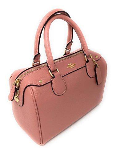 Coach Leather Mini Bennett Shoulder Bag Handbag (Vintage ()