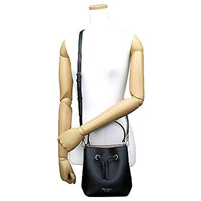 Kate Spade Eva Smaal Bucket Crossbody Bag, (012) Black