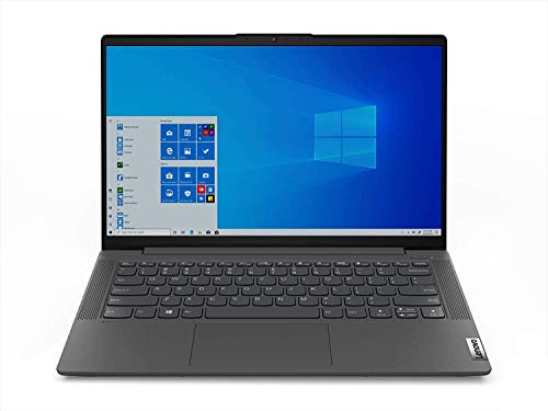 Lenovo IdeaPad Slim 5 AMD Ryzen 7 4700U 14 inch Full HD IPS Thin and Light Laptop (8GB/512GB SSD/Windows 10/MS Office 2019/Integrated AMD Radeon Graphics/Graphite Grey/1.39Kg), 81YM002TIN
