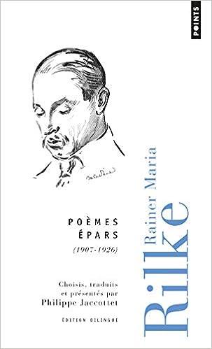 Poemes Epars Points Poésie Amazones Rainer Maria Rilke