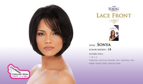 Shake N Go Freetress Equal Lace Front Wig - Sonya #27/613 by Freetress