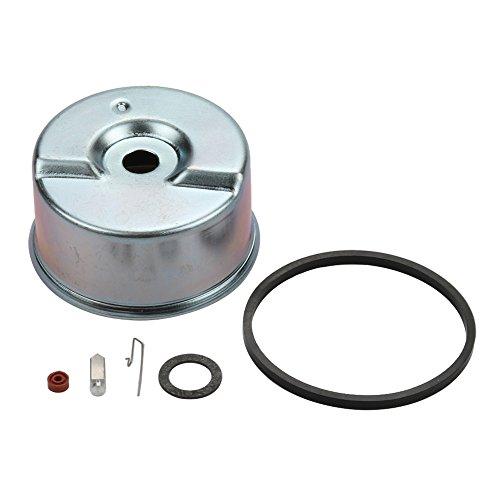 (Savior Carburetor Float Bowl & Needle Seat Kit for Tecumseh 631867 631021B)