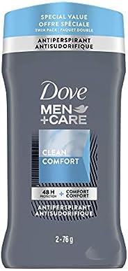 Dove Men+Care AntiperspirantStick Clean Comfort(2) 76 GR