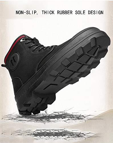 Cuero High 47 Help Para Zapatos Winter De Terciopelo Hombre wO6qTSSnR